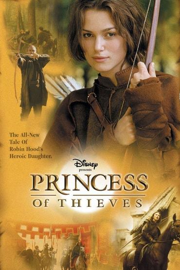 دانلود فیلم Princess of Thieves عروس دزدان 2001 با دوبله فارسی