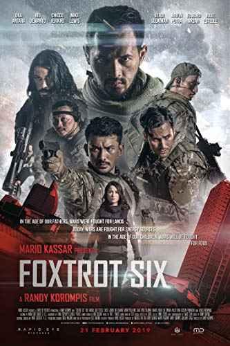 دانلود فیلم Foxtrot Six فاکس ترات 6 2019 با دوبله فارسی