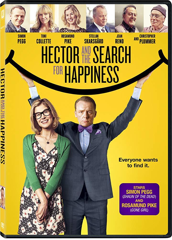 دانلود فیلم Hector and the Search for Happiness هکتور در جستجوی خوشبختی 2014 با دوبله فارسی
