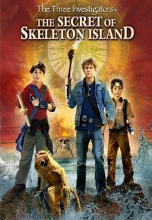 دانلود فیلم The Three Investigators سه کارآگاه در جزیره اشباح 2007 با دوبله فارسی