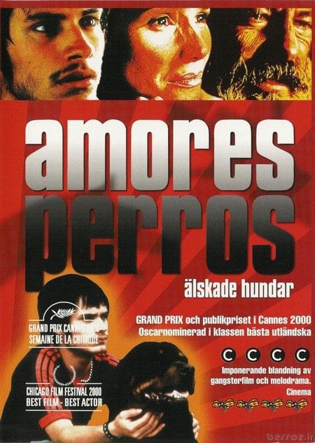 دانلود فیلم Amores perros عشق سگی 2000 با زیرنویس چسبیده فارسی