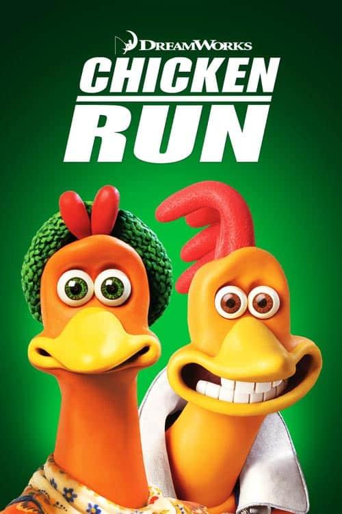 دانلود انیمیشن Chicken Run فرار مرغی 2000 با دوبله فارسی