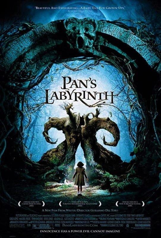 دانلود فیلم Pans Labyrinth هزارتوی افسانه ای 2006 با دوبله فارسی