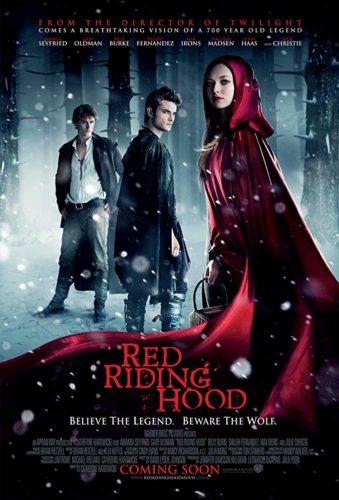 دانلود فیلم شنل قرمزی Red Riding Hood 2011 با دوبله فارسی