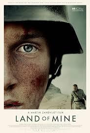 دانلود فیلم Land of Mine زیر شن 2015 با دوبله فارسی