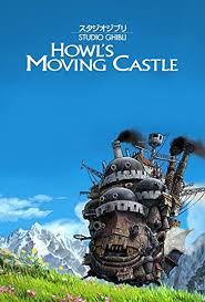 دانلود انیمیشن Howls Moving Castle قلعه متحرک هاول 2004 با دوبله فارسی