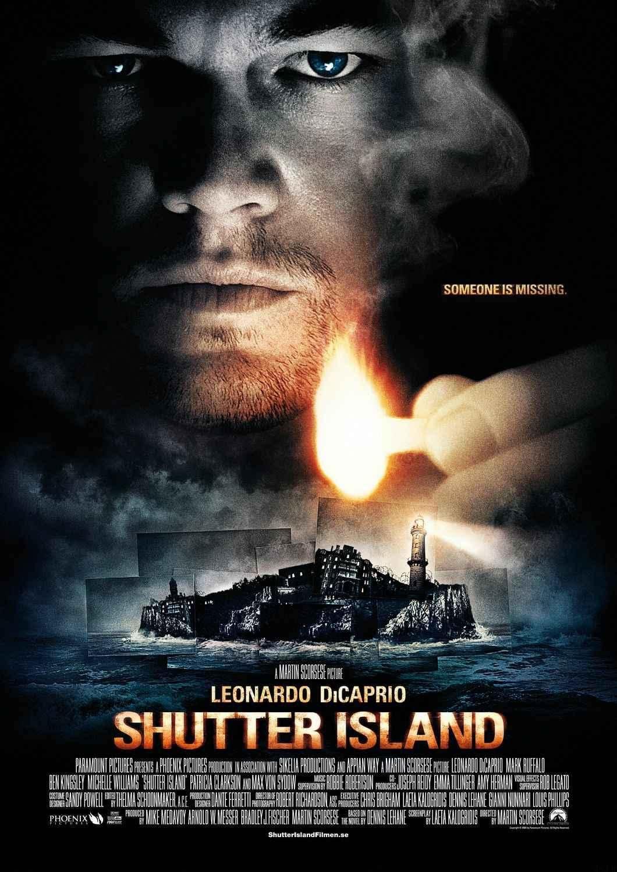 دانلود فیلم Shutter Island جزیره شاتر 2010 با دوبله فارسی