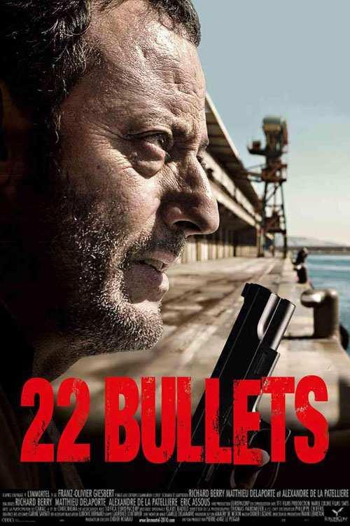 دانلود فیلم Bullets 22 گلوله 22 2010 با دوبله فارسی