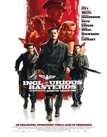 دانلود فیلم Inglourious Basterds پست فطرت های لعنتی 2009 با دوبله فارسی