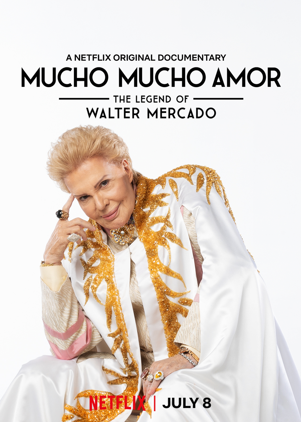 دانلود فیلم Mucho Mucho Amor: The Legend of Walter Mercado موچو موچو آمور: افسانه والتر مرکادو 2020 با زیرنویس چسبیده فارسی