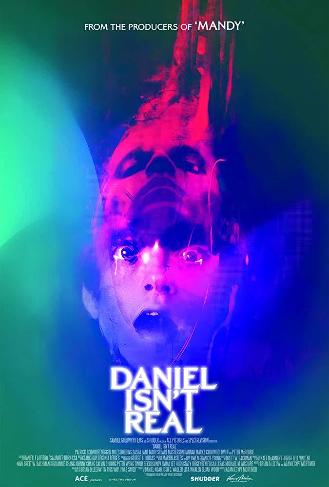 دانلود فیلم Daniel Isn't Real دنیل واقعی نیست 2019 با زیرنویس چسبیده فارسی