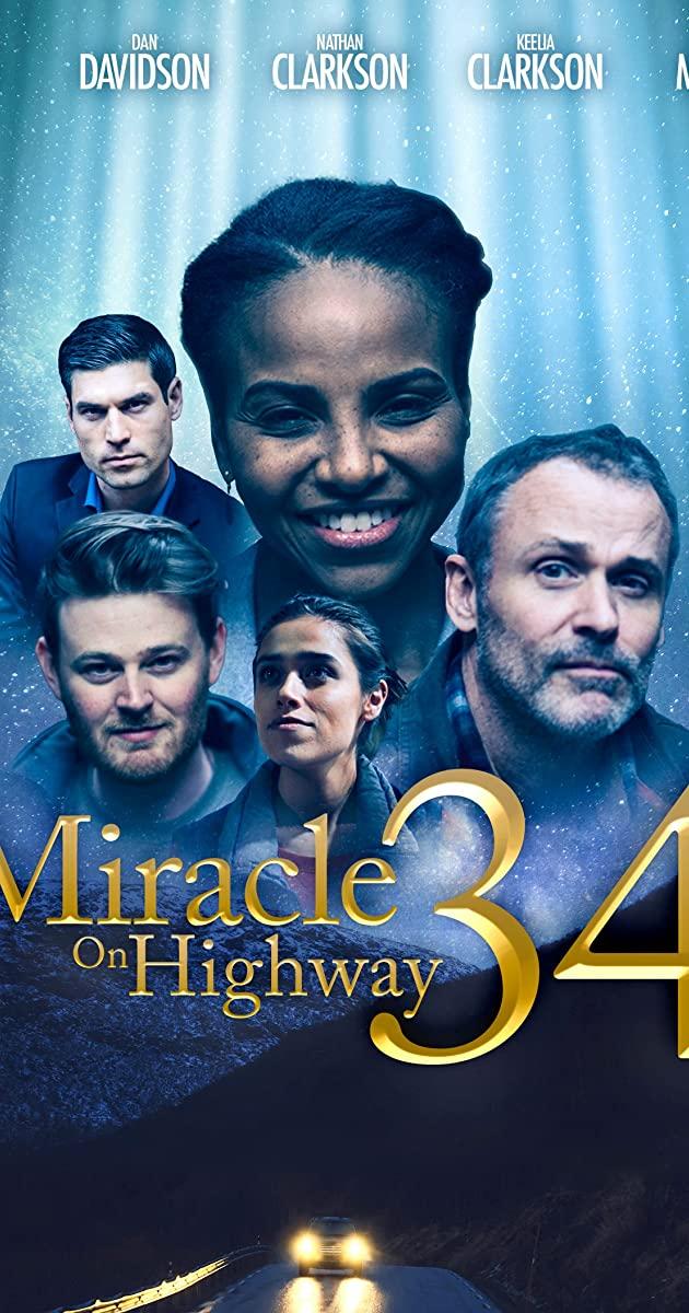 دانلود فیلم Miracle on Highway 34 معجزه در خیابان سی و چهارم 2020 با زیرنویس چسبیده فارسی