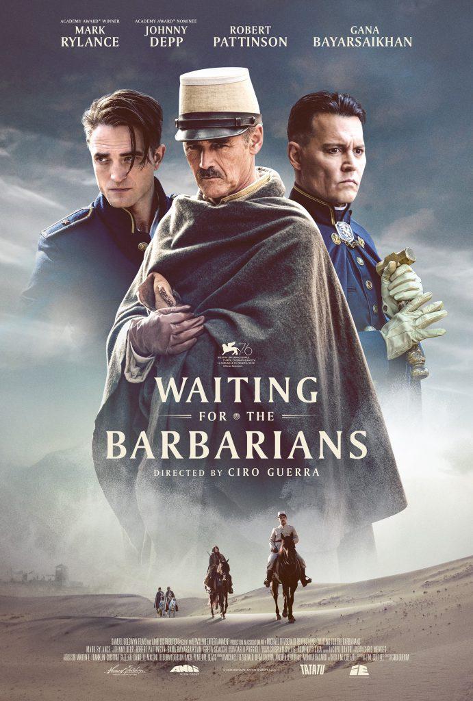 دانلود فیلم Waiting for the Barbarians در انتظار بربرها 2019 با دوبله فارسی