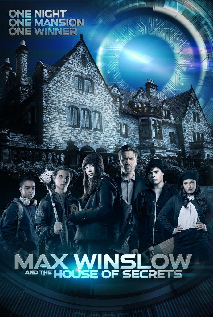 دانلود فیلم Max Winslow and the House of Secrets مکس وینسلو و خانه اسرار 2019 با زیرنویس چسبیده فارسی
