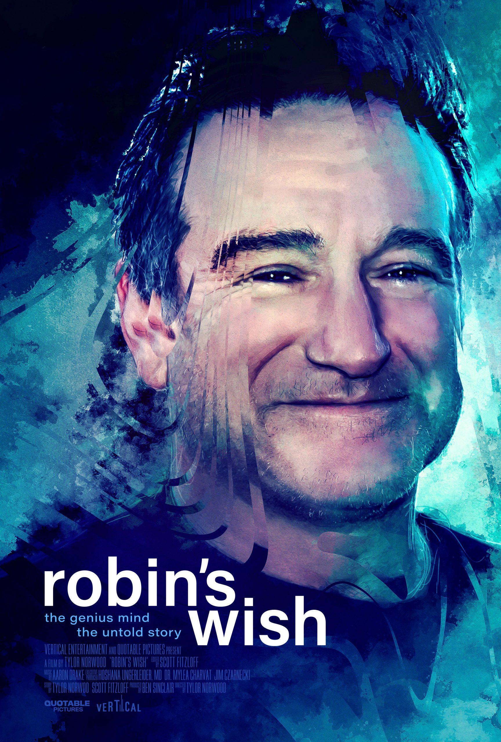 دانلود فیلم Robins Wish آرزوی رابین 2020