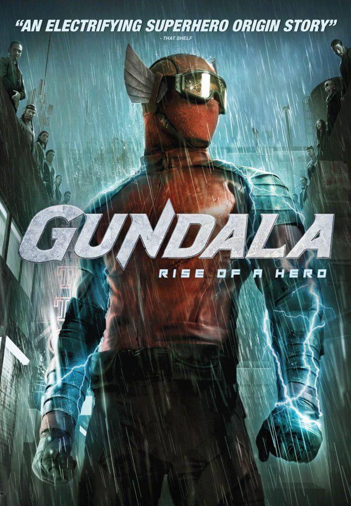 دانلود فیلم Gundala گوندالا 2019 با دوبله فارسی