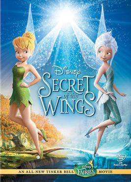 دانلود انیمیشن Secret of the Wings تینکربل راز بالها 2012 با دوبله فارسی