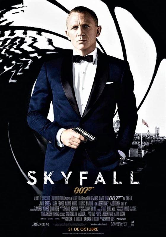 دانلود فیلم Skyfall اسکای فال 2012 با دوبله فارسی