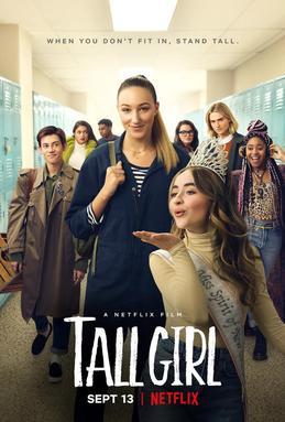 دانلود فیلم Tall Girl دختر قد بلند 2019 با زیرنویس چسبیده فارسی