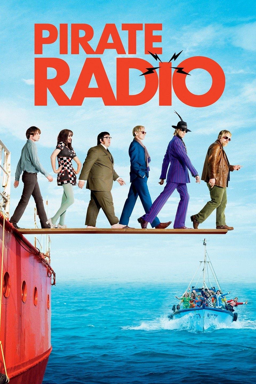 دانلود فیلم Pirate Radio رادیو پایرت 2009 با زیرنویس چسبیده فارسی