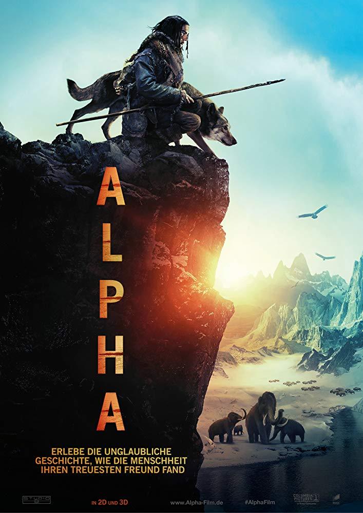 دانلود فیلم Alpha آلفا 2018 با زیرنویس چسبیده فارسی