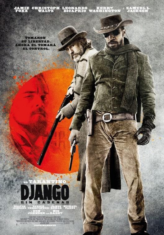 دانلود فیلم Django Unchained جانگوی رها از بند 2012 با دوبله فارسی