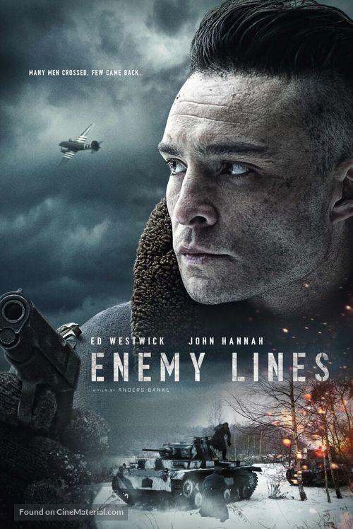دانلود فیلم Enemy Lines خطوط دشمن 2020 با زیرنویس چسبیده فارسی