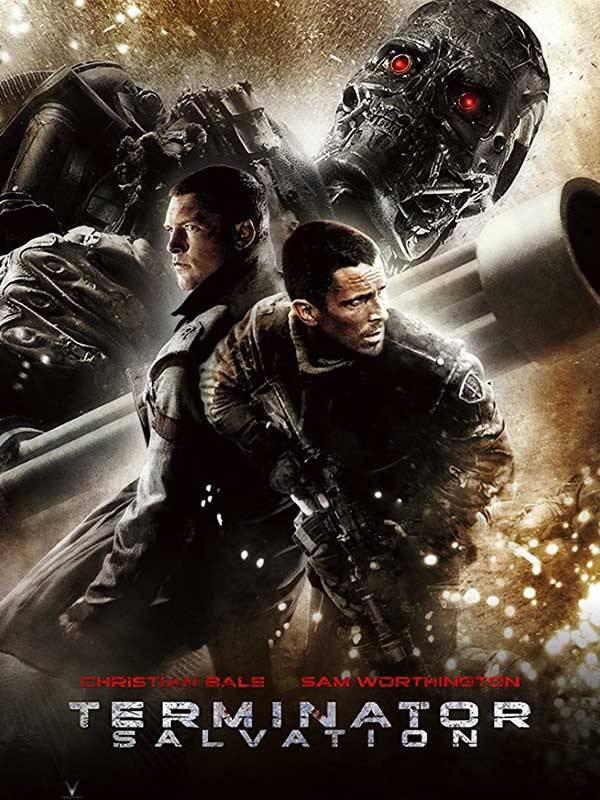 دانلود فیلم Terminator 4 Salvation نابودگر 4 رستگاری 2009 با دوبله فارسی