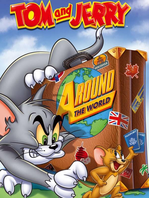 دانلود انیمیشن Tom and Jerry: Snow trips تام و جری سفرهای برفی با دوبله فارسی