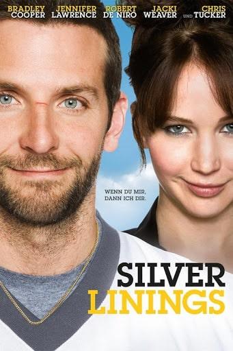 دانلود فیلم Silver Linings Playbook دفترچه امید بخش 2012 با دوبله فارسی