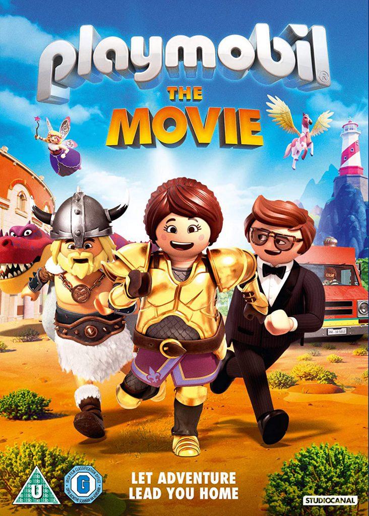 دانلود انیمیشن Playmobil: The Movie پلی موبیل 2019 با دوبله فارسی