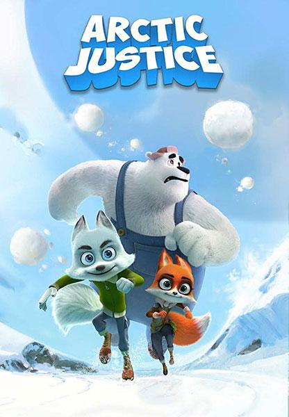 دانلود انیمیشن Arctic Justice پستچی قطبی 2019 با دوبله فارسی