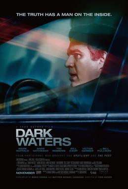 دانلود فیلم Dark Waters آب های تیره 2019 با زیرنویس چسبیده فارسی