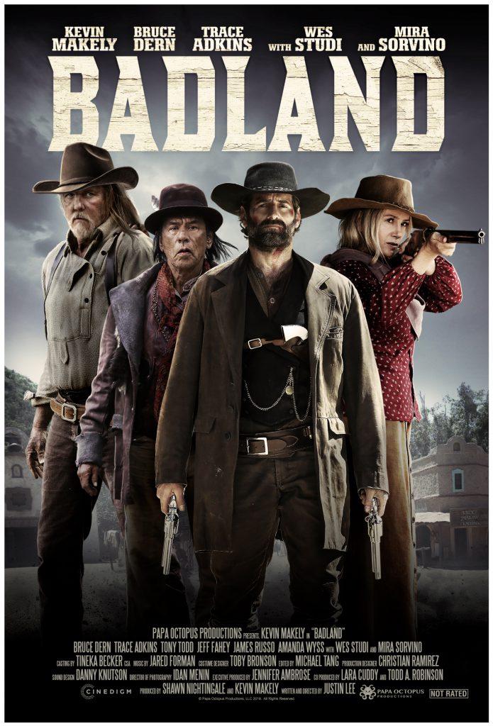دانلود فیلم Badland سرزمین بد 2019 با زیرنویس چسبیده فارسی