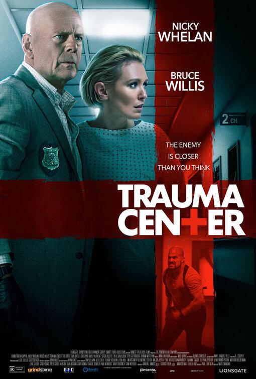دانلود فیلم Trauma Center بازخورد 2019 با زیرنویس چسبیده فارسی