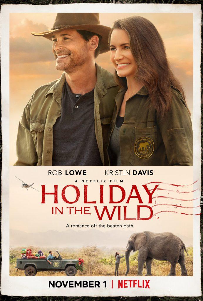 دانلود فیلم Christmas in the Wild تعطیلات در حیات وحش 2019 با زیرنویس چسبیده فارسی