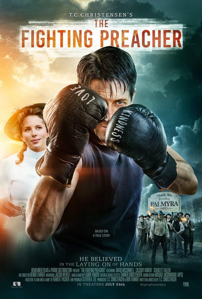 دانلود فیلم The Fighting Preacher واعظ مبارز 2019 با زیرنویس چسبیده فارسی
