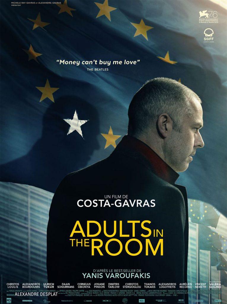 دانلود فیلم Adults in the Room بزرگ تر ها در اتاق 2019 با زیرنویس چسبیده فارسی