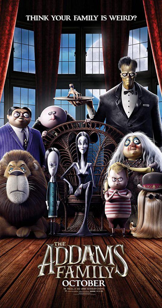 دانلود انیمیشن The Addams Family خانواده آدامز 2019 با دوبله فارسی