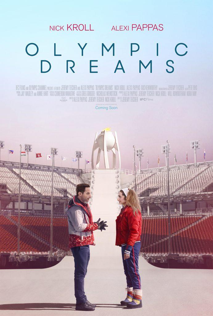 دانلود فیلم Olympic Dreams رویای المپیک 2019 با زیرنویس چسبیده فارسی