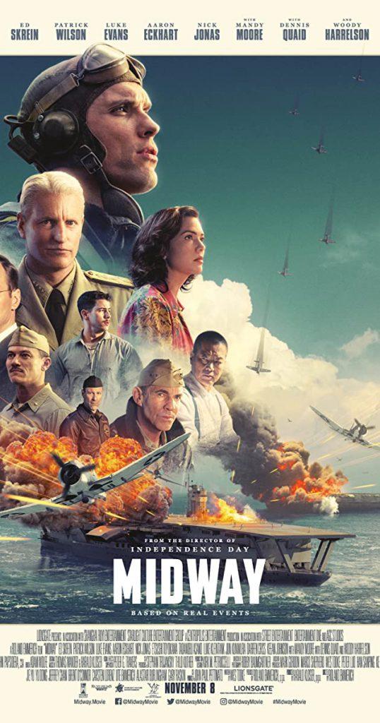 دانلود فیلم Midway میدوی 2019 با زیرنویس چسبیده فارسی