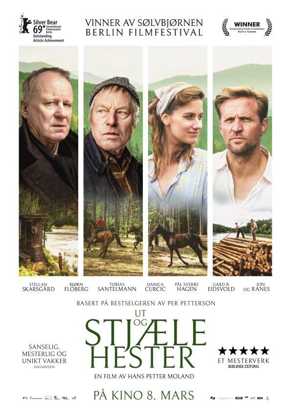 دانلود فیلم Out Stealing Horses به هوای دزدیدن اسب ها 2019 با زیرنویس چسبیده فارسی