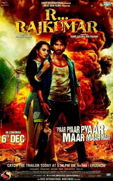 دانلود فیلم R... Rajkumar ر... راجکومار 2013 با زیرنویس فارسی