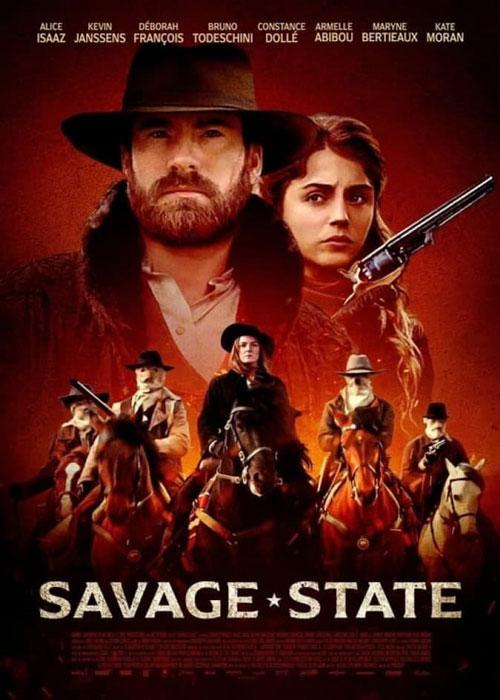 دانلود فیلم Savage State حکومت وحشی 2019 با زیرنویس چسبیده فارسی
