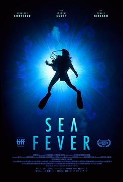 دانلود فیلم Sea Fever تب دریا 2019 با زیرنویس چسبیده فارسی