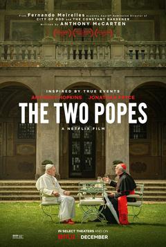 دانلود فیلم The Two Popes دو پاپ 2019 با زیرنویس چسبیده فارسی