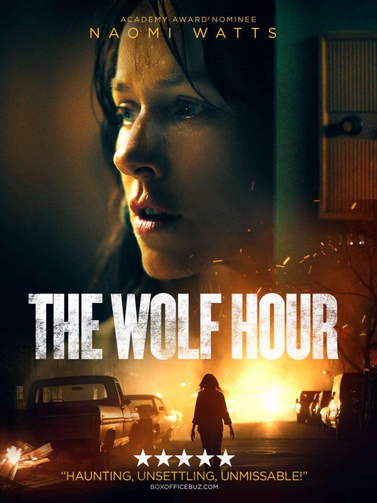 دانلود فیلم The Wolf Hour ساعت گرگ 2019 با زیرنویس چسبیده فارسی