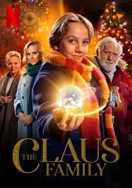 دانلود فیلم The Claus Family خانواده کلاوس 2019 با زیرنویس چسبیده فارسی