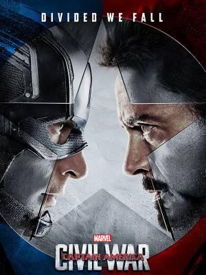 دانلود فیلم Captain America: Civil War کاپیتان آمریکا: جنگ داخلی 2016 با زیرنویس فارسی