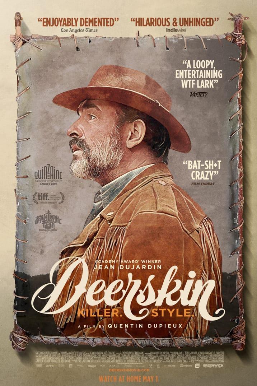 دانلود فیلم Deerskin پوست گوزن 2019 با زیرنویس چسبیده فارسی
